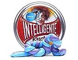 Intelligente Knete Ändert die Farbe (Zwielicht) BPA- und glutenfrei