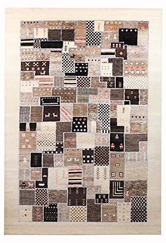 Maggie - Alfombra (200 x 300 cm), diseño tradicional y moderno