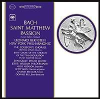 Bach: St. Matthew Passion Bwv 244 by Leonard Bernstein