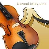 Immagine 2 eastar violino 4 legno massiccio