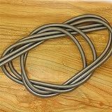 NJ-SPRING, 2 piezas de acero de compresión Muelles de extensión Resortes largo del fabricante, de 1 mm de diámetro del alambre * (5-14) mm Diámetro de salida * 1000 mm Longitud ( tamaño : 1x9x1000mm )