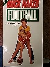Buck Naked Football VHS