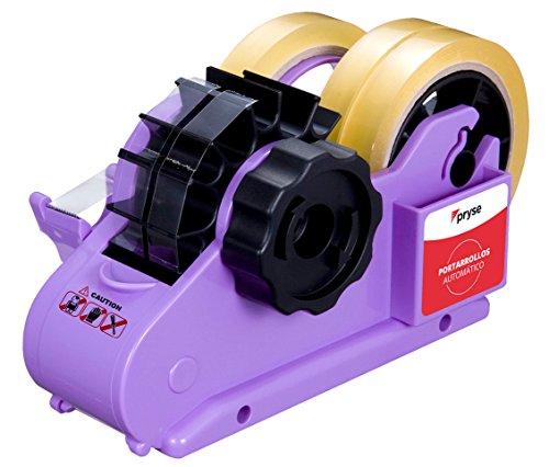Pryse 2210052 - Portarrollos, color lila