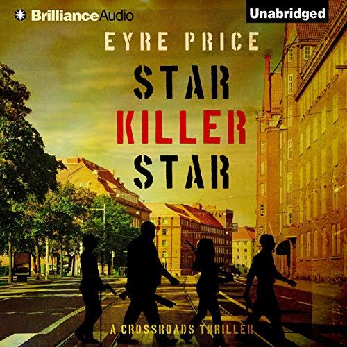 Star Killer Star audiobook cover art