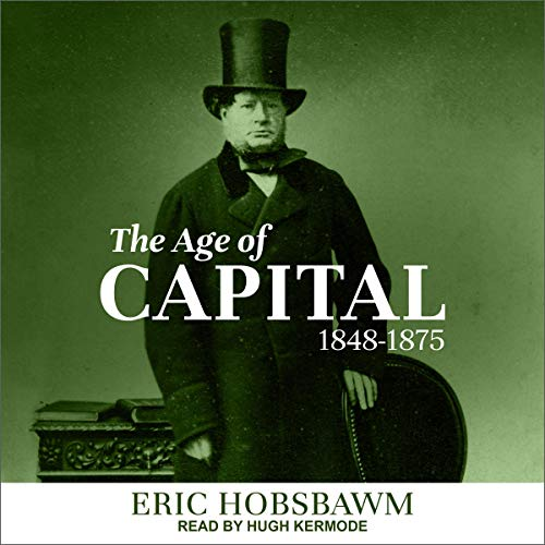 The Age of Capital audiobook cover art