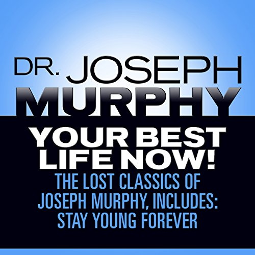 Your Best Life Now! audiobook cover art