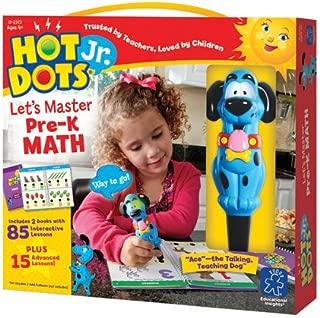 Hot Dots Jr. Let's Master Pre-K Math