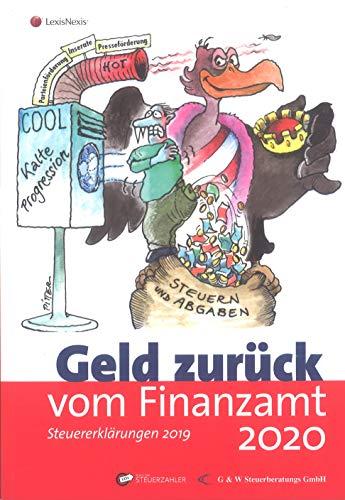 Geld zurück vom Finanzamt 2020