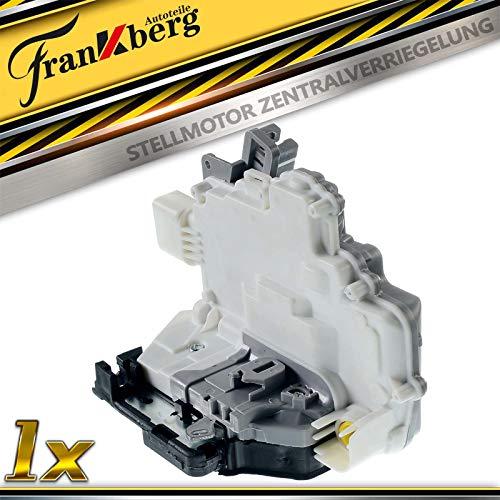 Stellelement Zentralverriegelung Vorne Links für Ibiza IV 6J 6P Passat 3C 357 Tiguan 5N Q7 4L Superb II 3T 2005-2018 3C1837015A