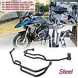 AHOLAA Parachoques de guardamanos para Motocicleta Barra de protección del Manillar Protector de Mango para B.M.W R1250GS ADV LC R1200GS R1250 GS ADV R 1200 GS