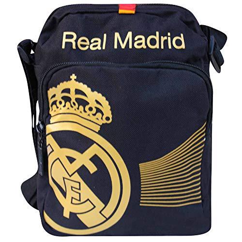 Borsa a Tracolla compatta Ufficiale Real Madrid (La Liga)