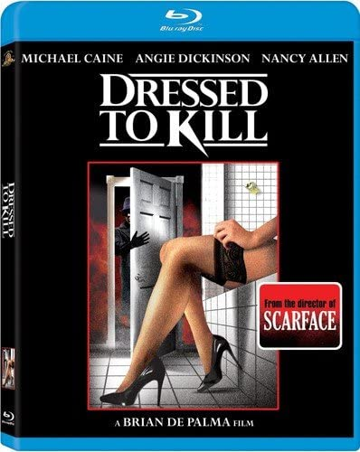 Dressed to Kill Blu ray product image