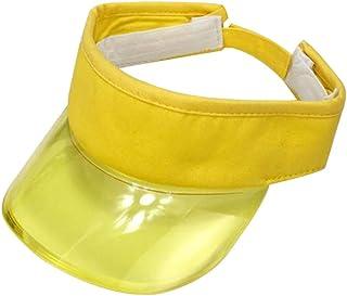 ACVIP Girl's Boy's Transparent Cap Summer Active Visor Headwear