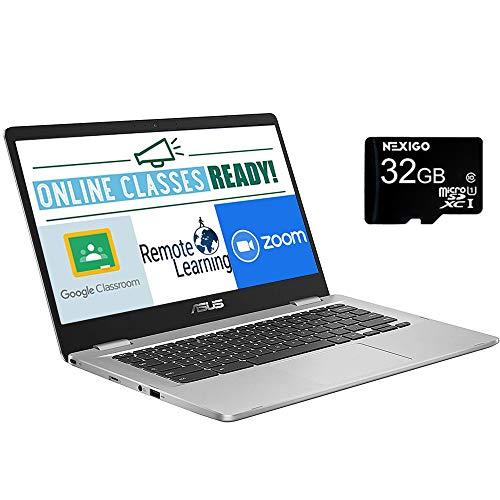Comparison of ASUS Chromebook vs HP 14 Laptop (HP 14 Laptop)