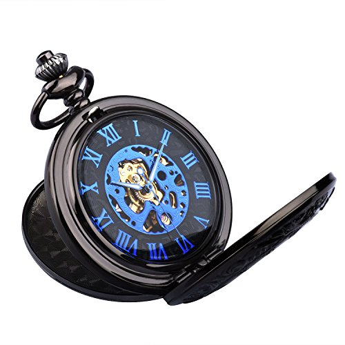Zeiger『懐中時計機械式手巻き』