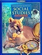 Houghton Mifflin Social Studies: Student Edition Level 4Studies Florida Studies 2006