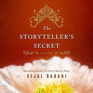 The Storyteller's Secret cover art