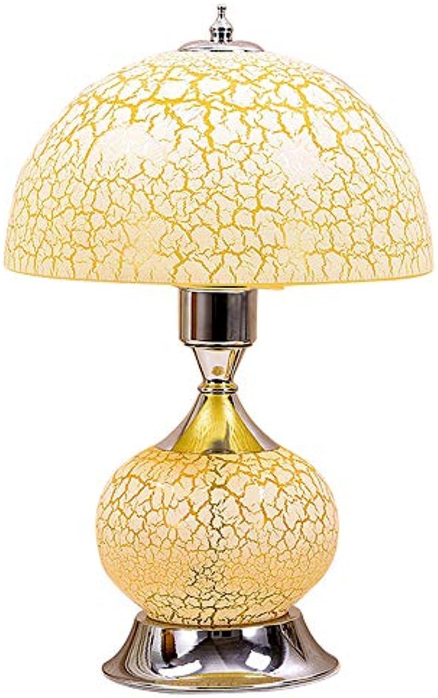 DULEE Fernbedienung Romantische Prinzessin Schreibtischlampe Nachttischlampe Wohnzimmer Dekoration Lampe Leselampe, Gelb