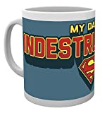 GB Eye Poster Superman'unverwüstlich Becher/Tasse, bunt