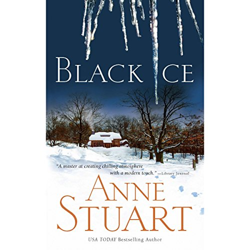 Black Ice audiobook cover art