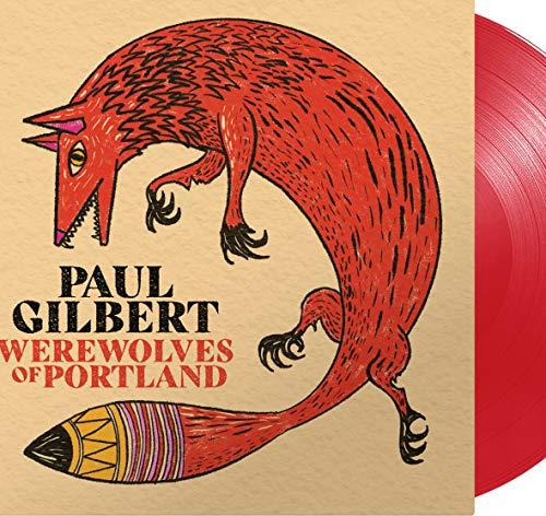 Werewolves of Portland (Lp 180 Gr.Red Vinyl) [Vinyl LP]