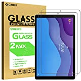 GOZOPO Protector de Pantalla para Lenovo Tab M10 HD 2ª Gen.TB-X306X - Película de Vidrio Templado, Premium 2.5D Borde [2-Pack]