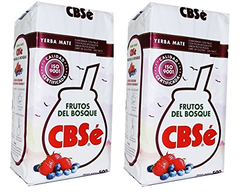 Yerba Mate marca CBSe