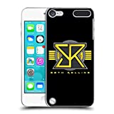 Official WWE Logo Seth Rollins Hard Back Case Compatible for Apple iPod Touch