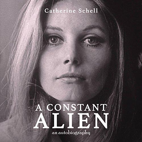 A Constant Alien audiobook cover art