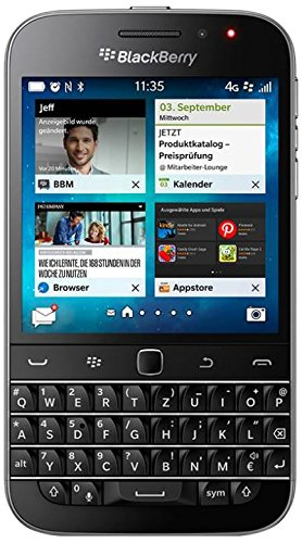 Blackberry -  BlackBerry Classic