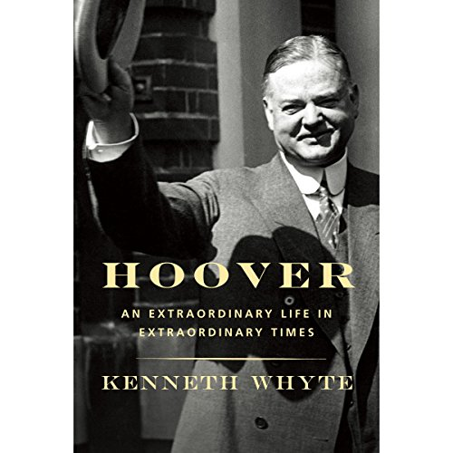 Hoover audiobook cover art