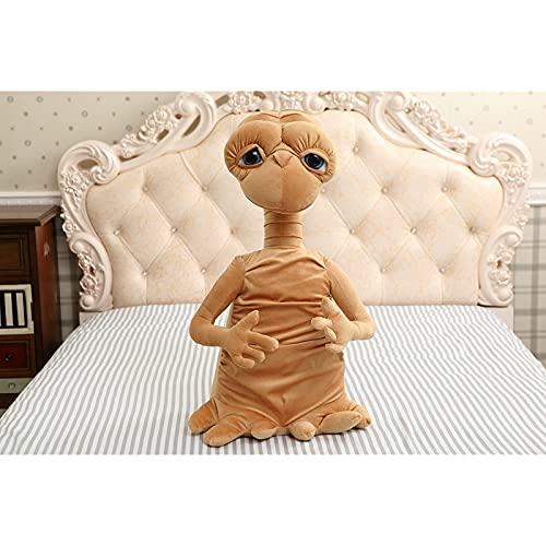 TNSYGSB Alien The Classic Film Surrounding Plush Toys Extraño dibujos animados Muñecas Almohada Día de los Niños Navidad Mejor Regalo 50cm Minecraft plushies