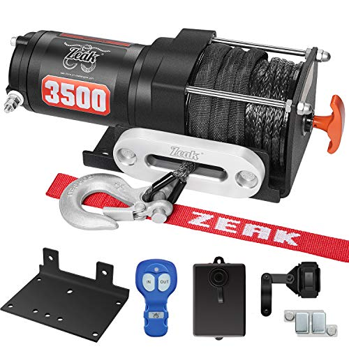 Waterproof Rope Winch Lift