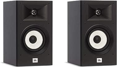 JBL Stage A130 (Black) Bookshelf Speakers (Pair)