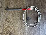 Hot Rod Igniter Replacement Fire Rod Igniter for Char-Griller Pellet Wood Pro Grill Product Name