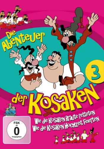 Die Abenteuer der Kosaken - Vol. 3