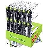 WORKDONE Paquete 12 - Unidad Disco Duro 3,5' - Compatible con Servidores DELL PowerEdge de 14-15...