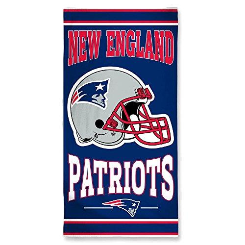 McArthur - Toalla de playa, diseño de los New England Patriots