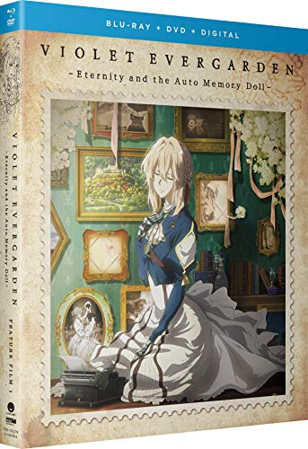 Violet Evergarden I: Eternity And The Auto Memory Doll
