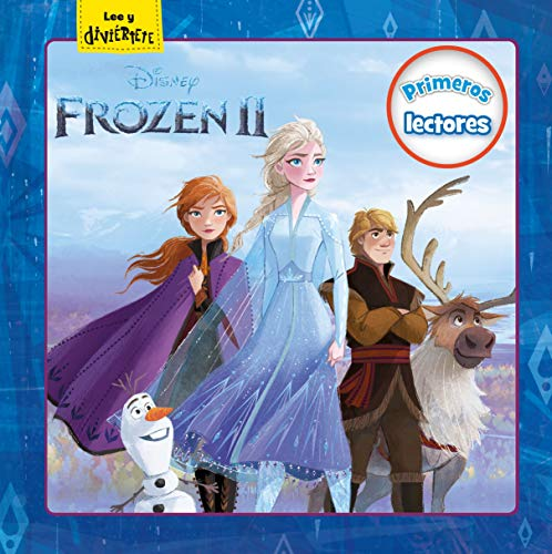 Frozen 2. Primeros lectores (Disney. Frozen 2