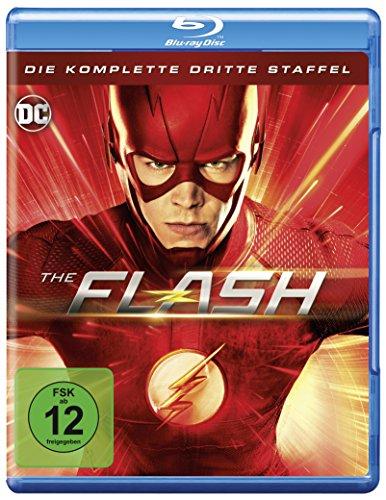 The Flash: Die komplette 3. Staffel [Blu-ray]