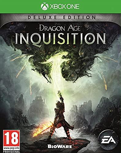 Dragon Age Inquisition - édition deluxe - [Edizione: Francia]