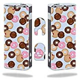 MightySkins Skin Compatible with Eleaf iStick 20W – Donut Binge | Protective, Durable, and Unique Vinyl Decal wrap Cover | Easy to Apply, Remove, and Change Styles | Made in The USA