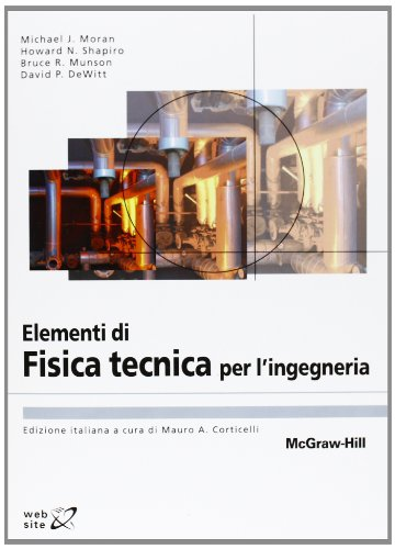 Elementi di fisica tecnica per l'ingegneria