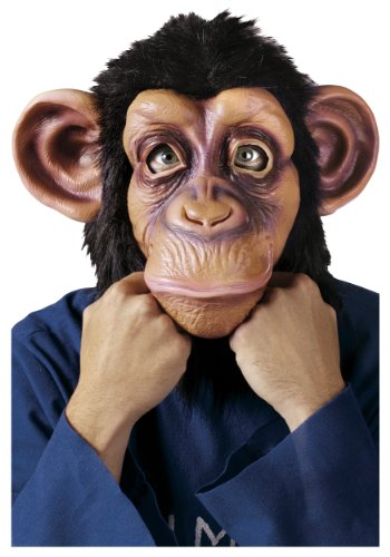 Deluxe Chimp Mask Standard