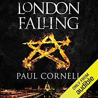 London Falling cover art