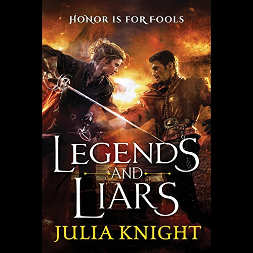 Legends and Liars                   By:                                                                                                                                 Julia Knight                               Narrated by:                                                                                                                                 Angèle Masters                      Length: 11 hrs and 7 mins     16 ratings     Overall 3.9