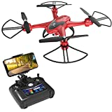 Holy Stone HS200D FPV RC Drone with 720P Camera 120°FOV Liv...