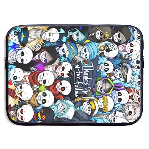 Tifus Dress Fashionable Undertale Style Notebook Computer Package/Sleeves 15 Inch