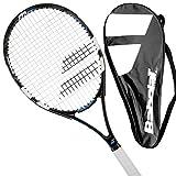 Babolat Evoke Defiance - Oversize Tennisschläger besaitet + Cover (1 x L1/2)